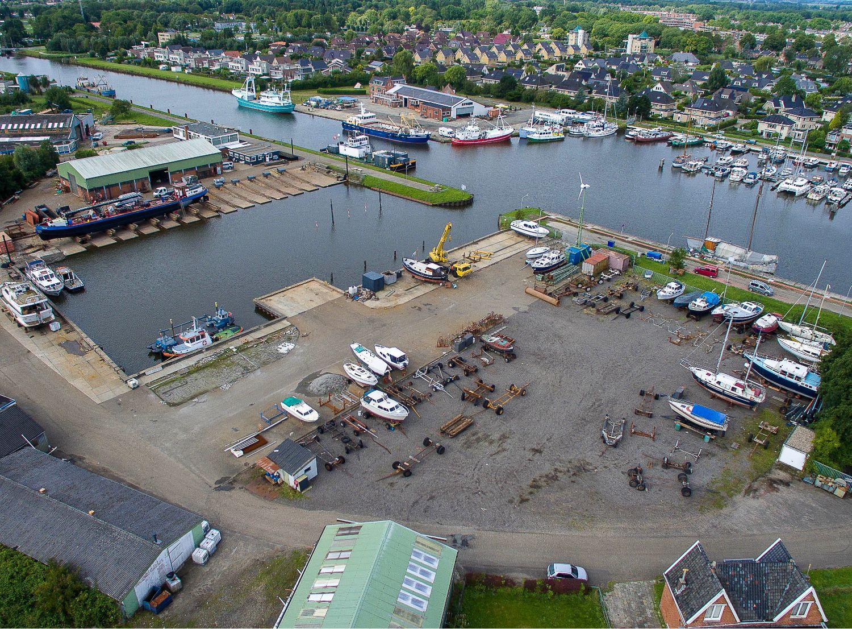 Contact Scheepswerf Delfzijl Drone